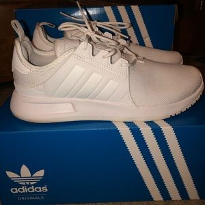 ADIDAS X_PLR WHITE/WHITE BOYS 6 OFFERS WELCOME